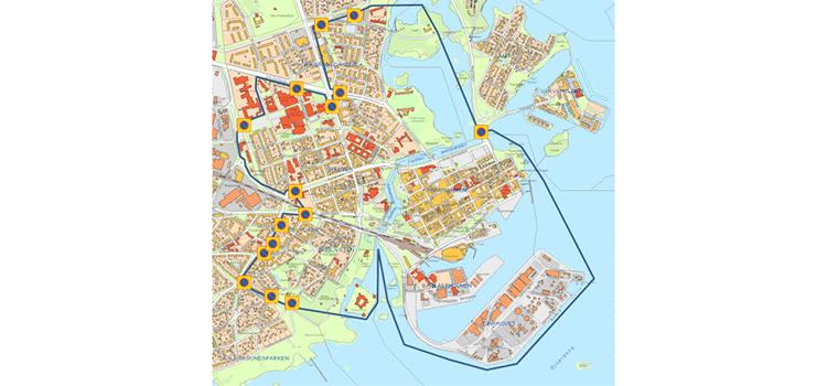 Parkeringsförbud Kalmar