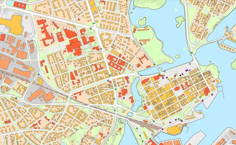 Parkeringsledningssystem Kalmar